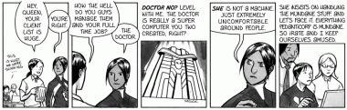 Doctor No [Comic]