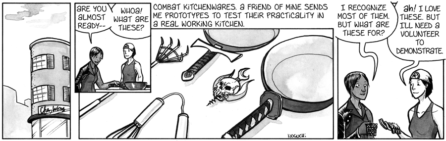Combat Kitchenwares