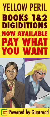Pay What You Want for Digiditions of Books 1&2
